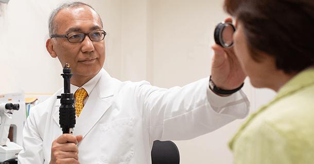目の病気と治療